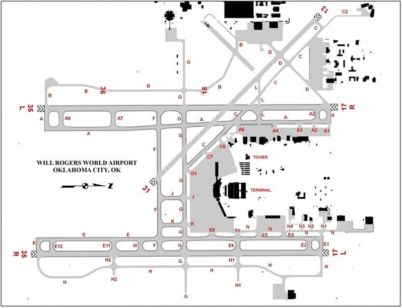 Pilot Information Aerial Photo Faa Airport Diagram Alerts Advisories