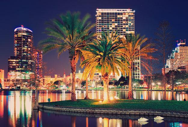 Nonstop to Orlando