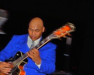 Maurice Johnson, Jazz Guitarist