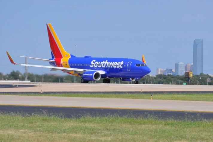 SOUTHWEST AIRLINES ANNOUNCES NEW NONSTOP SERVICE TO RONALD ...