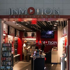 Food and Shopping at Will Rogers World Airport - Inmotion Entertainment