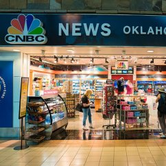 News and shopping at Will Rogers World Airport - CNBC News