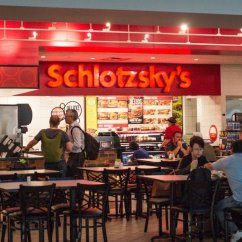 Food and Shopping at Will Rogers World Airport - Schlotzsky's