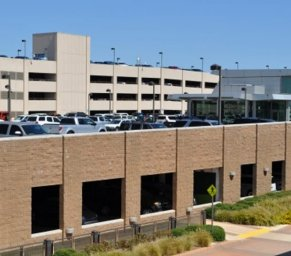 Parking Garages A and B Improvement Project
