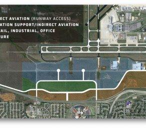 WRWA Aviation Map